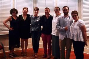 Jewish Poets Salon
